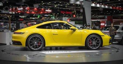 Porsche 911 2020 ra mắt thị trường Châu Á với giá bán 8,87 tỷ đồng - thân xe