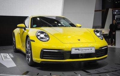 Porsche 911 2020 ra mắt thị trường Châu Á với giá bán 8,87 tỷ đồng - đầu xe