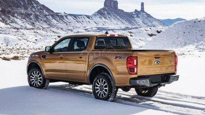 Ford Ranger 2019 nâng cấp tính tin cậy