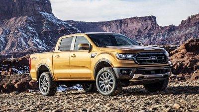 Ford Ranger 2019 trang bị phanh AEB, cập nhật giá cho bản Úc