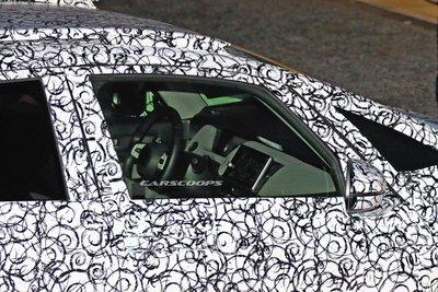 Honda Jazz 2020 chạy thử, lộ nội thất mới mẻ 7