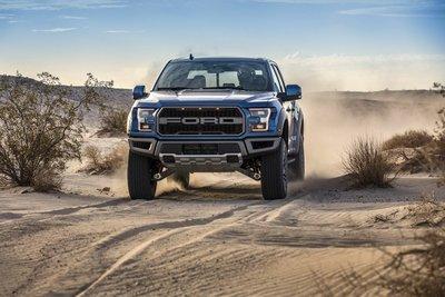 Ford Ranger Raptor bản 2019