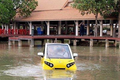 Chi tiết xe FOMM One lội nước ra mắt tại Bangkok Motor Show 20194aa