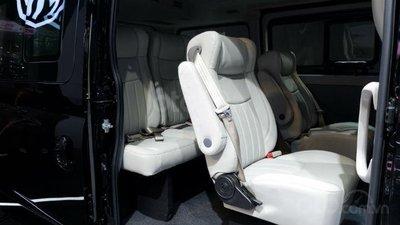 [BIMS 2019] MG V80 không gian thoải mái