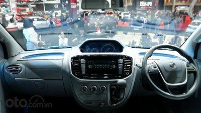 [BIMS 2019] MG V80 công nghệ tiện dụng