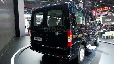 [BIMS 2019] MG V80 với thân hình vuông vức