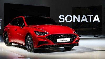 Hyundai Sonata thế hệ mới ra mắt đẹp hơn, mạnh hơn a2