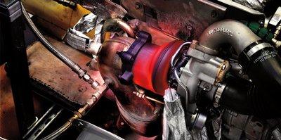 Dầu tổng hợp đáp ứng nhu cầu vận hành cao của động cơ tăng áp