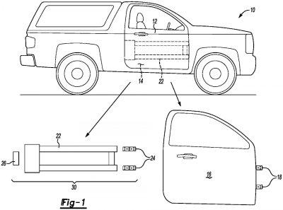 Phát minh mới của Ford có thể xuất hiện trên chiếc Bronco