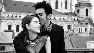 Châu Kiệt Luân kết hôn