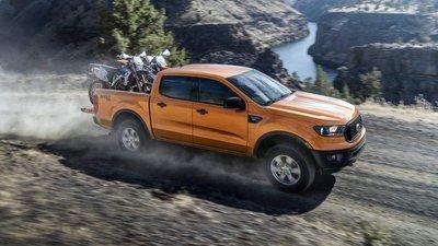 Ford Ranger bản 2019