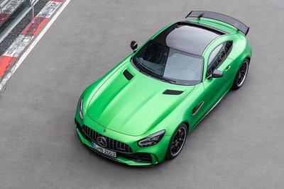 Mercedes-AMG GT 2020 bắt đầu đi vào sản xuất tại Mỹ 3