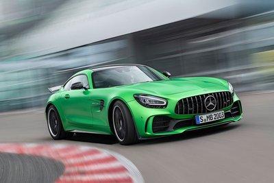 Mercedes-AMG GT 2020 bắt đầu đi vào sản xuất tại Mỹ 8