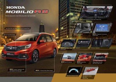 Honda Mobilio 2019 giá chỉ từ 480 triệu đồng có thể về Việt Nam cướp khách của Xpander4aa