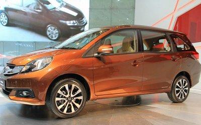 Honda Mobilio 2019 giá chỉ từ 480 triệu đồng có thể về Việt Nam cướp khách của Xpander23aa