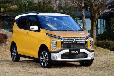 Mitsubishi eK X 2019 giá rẻ trình làng tại Nhật Bản, liệu có về Việt Nam?2aa