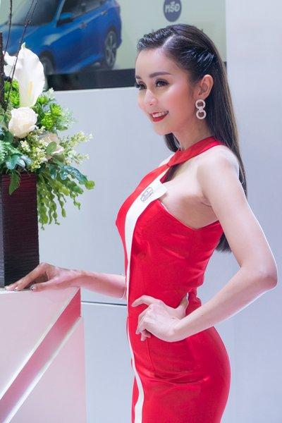 Không chỉ xe, Bangkok Motorshow 2019 còn thu hút khách bởi dàn gái xinh 7aa