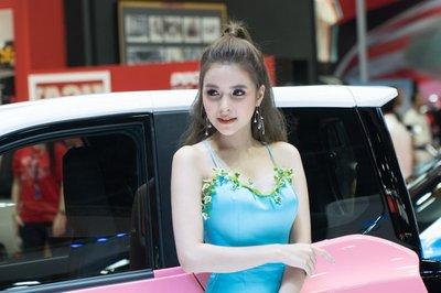 Không chỉ xe, Bangkok Motorshow 2019 còn thu hút khách bởi dàn gái xinh sdfsdfsdv