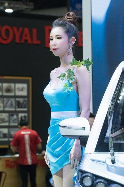 Không chỉ xe, Bangkok Motorshow 2019 còn thu hút khách bởi dàn gái xinh  sfsdgf
