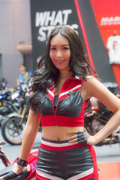 Không chỉ xe, Bangkok Motorshow 2019 còn thu hút khách bởi dàn gái xinh sdfsdfsdfv sdv