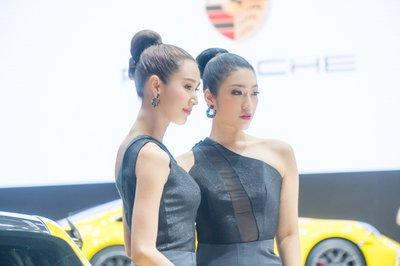 Không chỉ xe, Bangkok Motorshow 2019 còn thu hút khách bởi dàn gái xinh fgsdfsd