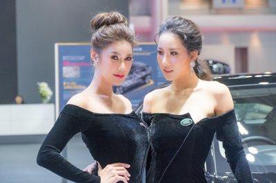 Không chỉ xe, Bangkok Motorshow 2019 còn thu hút khách bởi dàn gái xinh 8aa