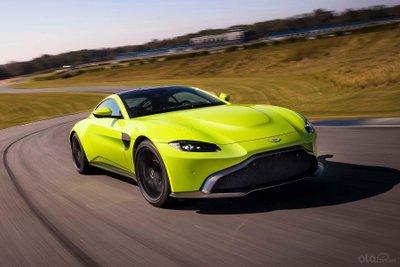 Siêu xe của Aston Martin