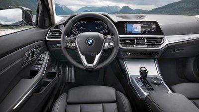 Nội thất BMW 3-Series 2019
