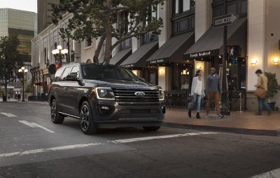 Ford Expedition Stealth Edition