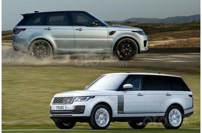 So sánh khả năng vận hành của Range Rover và Range Rover Sport 2019.