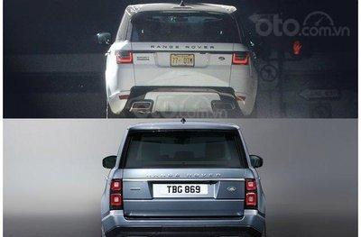 Rang Rover và Range Rover Sport 2019