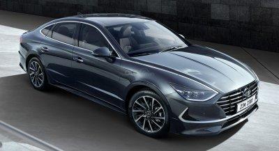 Hyundai Sonata 2020 bản Mỹ dự kiến bổ sung AWD