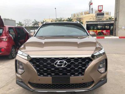 Hyundai Santa Fe 2019 Premium thiết kế đầu xe