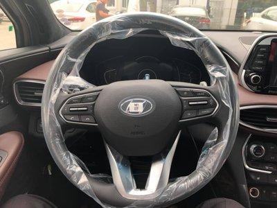 Khách hàng sắp sửa đón Hyundai Santa Fe 2019 'full option' về tay a7