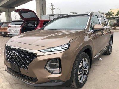 Hyundai Santa Fe 2019 thiết kế đầu xe