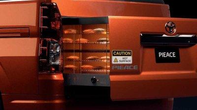 Chiêm ngưỡng Toyota Hiace phiên bản mui trần đặc biệt 5