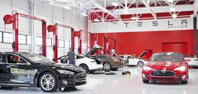 Xe Tesla không cần bảo dưỡng hàng năm.