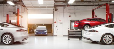 Xe Tesla không cần bảo dưỡng hàng năm 5