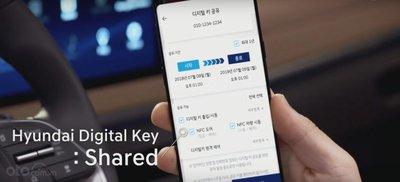 Công nghệ khóa điện tử trên Hyundai Sonata 2020 - 1