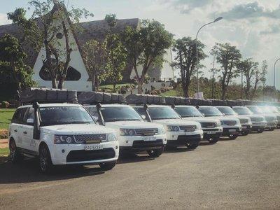 Đoàn xe Range Rover