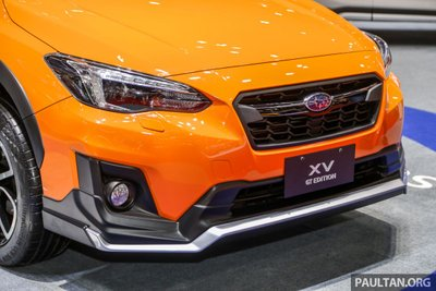 Subaru XV 2019 tung phiên bản GT Edition, đắt hơn 70 triệu đồng 4