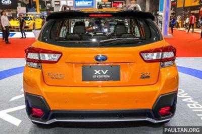 Subaru XV 2019 tung phiên bản GT Edition, đắt hơn 70 triệu đồng14