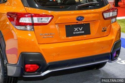 Subaru XV 2019 tung phiên bản GT Edition, đắt hơn 70 triệu đồng 12
