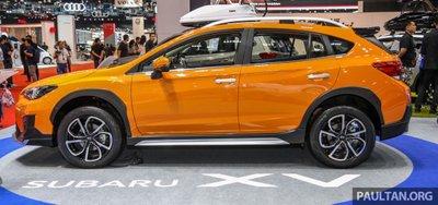 Subaru XV 2019 tung phiên bản GT Edition, đắt hơn 70 triệu đồng 6