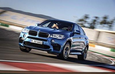 Chiêm ngưỡng BMW X6 M độ nội thất xanh - đen đẹp huyền bí 10