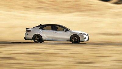 Toyota Camry trình làng phiên bản Black Sport V6 đậm chất thể thao 7