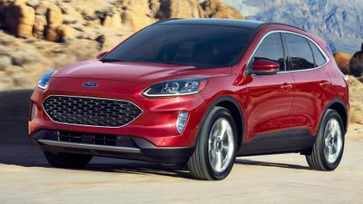 Ford Escape 2020.