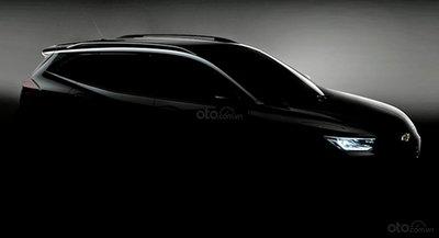 Chevrolet Tracker 2020 bí ẩn nhưng đã bật mí trước đây