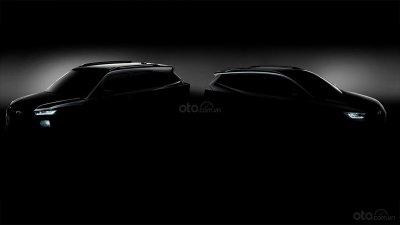 Chevrolet Trailblazer 2020 cùng Chevrolet Tracker 2020 tung ảnh nhá hàng