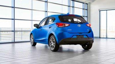 Toyota Yaris Hatchback 2020 hút hồn